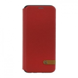 USAMS Duke Book Pouzdro Red pro Samsung G955 Galaxy S8 Plus