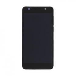 Honor 6 LCD Display + Dotyková Deska + Přední Kryt Black