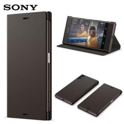 SCSF10 Sony Style Cover Flip pro Xperia XZ Black (EU Blister)