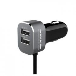Nillkin PowerShare QuickCharge QC3.0 USB Autodobíječ Dark Grey (EU Blister)