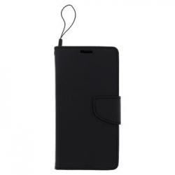 Fancy Diary Book Pouzdro Black pro Lenovo Moto G5