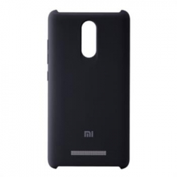 Xiaomi ATF4753GL Original Hard Case Black pro Redmi Note 3 (pošk. EU Blister)