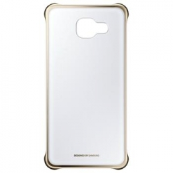 EF-QA510CFE Samsung Clear Cover Gold pro Galaxy A5 2016 (Pošk. Blister)