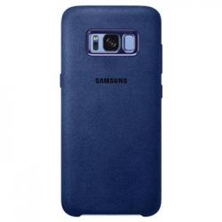 EF-XG950ALE Samsung Alcantara Cover Blue pro G950 Galaxy S8 (EU Blister)