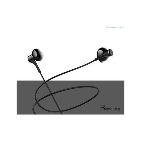 USAMS EP-17 High Fidelity In-Ear Stereo Headset 3,5mm Black
