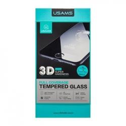 USAMS BH342 Tvrzené Sklo Full Cover 3D Black pro iPhone 7 Plus
