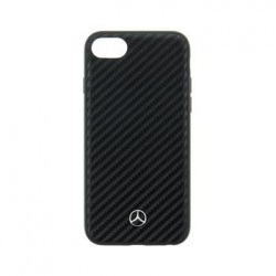 MEHCP7SRCFBK Mercedes Hard Case Dynamic Black pro iPhone 7