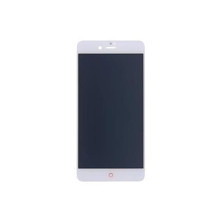 LCD Display + Dotyková Deska Nubia Z11mini S White