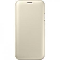 EF-WJ730CFE Samsung Folio Pouzdro Gold pro Galaxy J7 2017 (EU Blister)