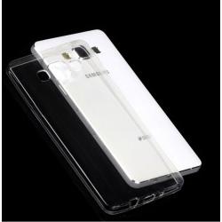 Samsung Galaxy A3 - Silikónové púzdro