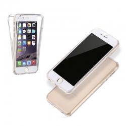 Apple iPhone 7 PLus / 8 Plus - Celotelové silikónové púzdro