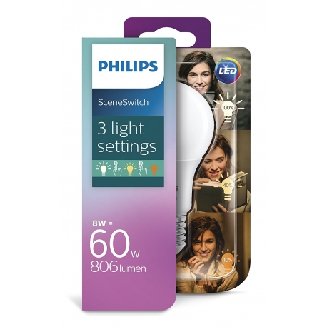 PHILIPS SceneSwitch  E27 8W