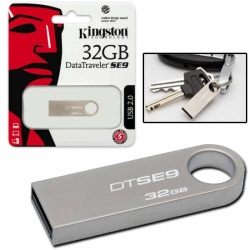 32GB Kingston USB 2.0 DataTraveler SE9 DTSE9H/32GB