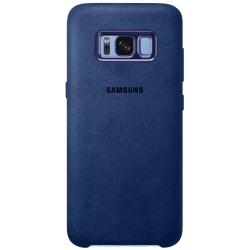 Samsung Galaxy S8+ Alcantara Cover Ochranný kryt