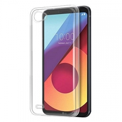 Silikonové púzdro LG Q6