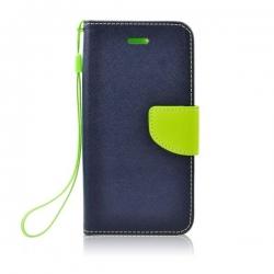 Ochranné púzdro FANCY BOOK Lenovo Moto E4 Lime