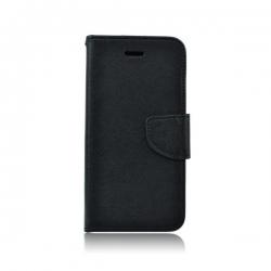 Ochranné púzdro FANCY BOOK Lenovo Moto G5 Plus Čierne