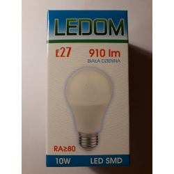 LEDOM Žiarovka LED SMD 10W E27