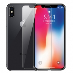 Apple iPhone X - Tvrdené sklo BESTGLASS