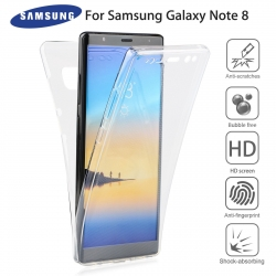 "Samsung Galaxy Note 8 - 360"" Full body púzdro"