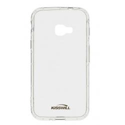 Púzdro Kisswill Air Samsung G390 XCover 4 čiré