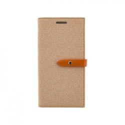 Mercury Milano Book Pouzdro pro Samsung G950 Galaxy S8 Beige