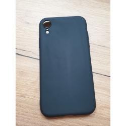 Apple iPhone XR - Silikónové púzdro