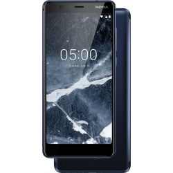 Nokia 5.1 Dual sim - Blue  2GB/16GB