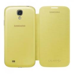 EF-FI950BYE Samsung Flip Pouzdro pro i9505 Galaxy S4 Yellow (EU Blister)