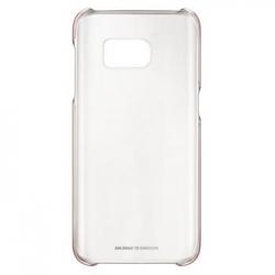 EF-QG935CZE Samsung Zadní Kryt Clear Pink pro G935 Galaxy S7 Edge (EU Blister)