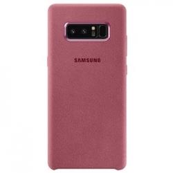 EF-XN950APE Samsung Alcantera Zadní Kryt Pink pro N950 Galaxy Note 8 (EU Blister)