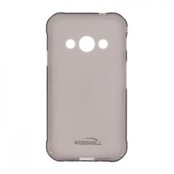 Kisswill TPU Pouzdro Black pro iPhone X/XS