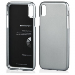Mercury i-Jelly TPU Case pro iPhone X/XS Grey