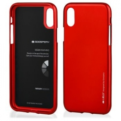 Mercury i-Jelly TPU Case pro iPhone X/XS Red