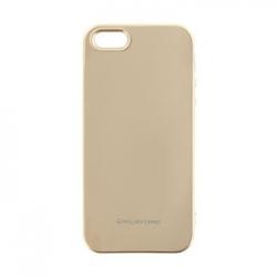 Molan Cano Jelly TPU Pouzdro pro iPhone X/XS Gold