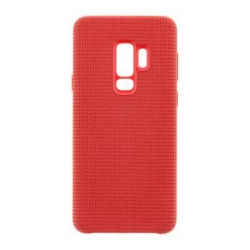 EF-GG965FRE Samsung Hyperknit Cover Red pro G965 Galaxy S9 Plus (EU Blister)