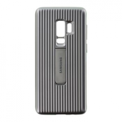 EF-RG965CSE Samsung Protective Standing Cover Silver pro G965 Galaxy S9 Plus (EU Blister)