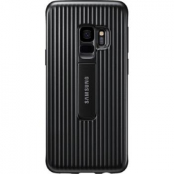 EF-RG960CBE Samsung Protective Standing Cover Black pro G960 Galaxy S9 (EU Blister)