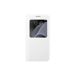 EF-CG930PWE Samsung S-View Pouzdro White pro G930 Galaxy S7 (Pošk. Blister)