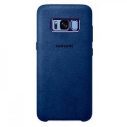 EF-XG955ALE Samsung Alcantara Cover Blue pro G955 Galaxy S8 Plus (Pošk. Blister)