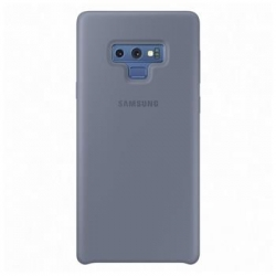 EF-PN960TLE Samsung Silicone Cover Blue pro N960 Galaxy Note 9 (EU Blister)