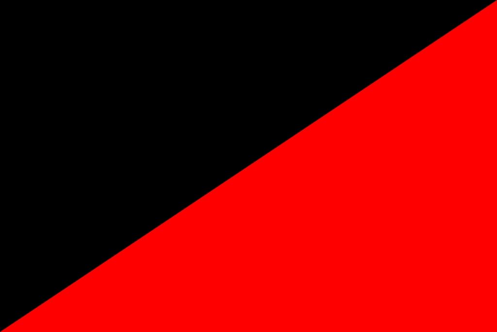 Čierno - červená