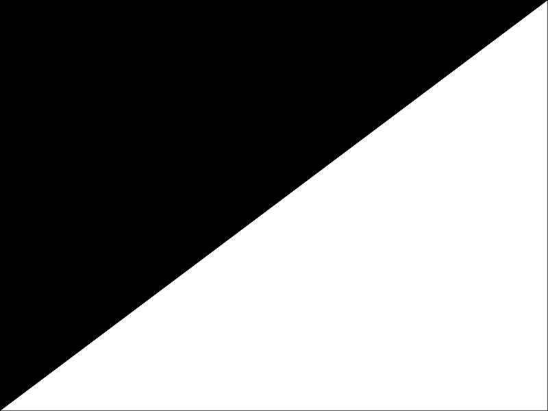 Čierno - biela