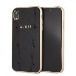 GUHCI61KASABK Guess Kaia Hard Case Black pro iPhone XR