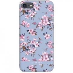 SoSeven Tokyo Case Blue Cherry Kryt pro iPhone 6/6S/7/8