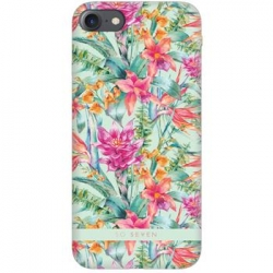 SoSeven Hawai Case Tropical Blue Kryt pro iPhone 6/6S/7/8