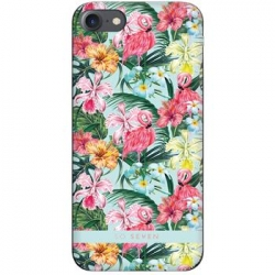 SoSeven Hawai Case Flamingo Kryt pro iPhone 6/6S/7/8