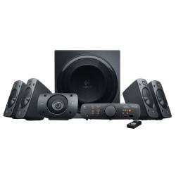 Logitech Surround Sound Speakers Z906  5.1 - 980-000468