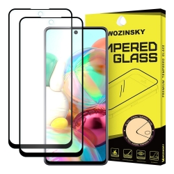 Wozinsky Full Glue tvrdené sklo Samsung A71