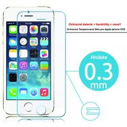 iPhone 5,5S.5C,SE Ochranné sklo - Bestglass